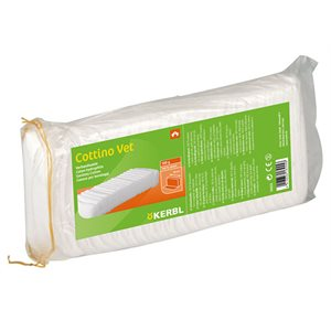 Hydrophilic cotton pad Cottino Vet 10 cm x 3 m pk / 8