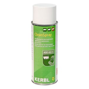 KERBL Clean Spray for clipper blades 400 ml