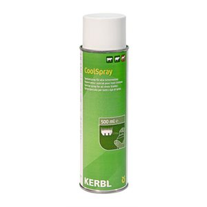 KERBL cooling, lubrication and cleaning spray 500 ml