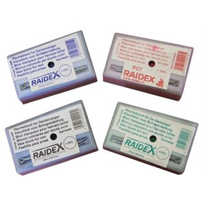 RAIDEX marking block