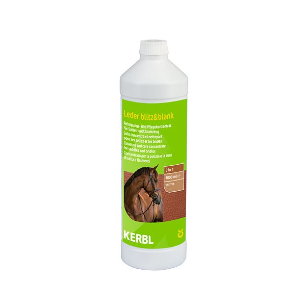 3 in 1 leather care 1000 ml
