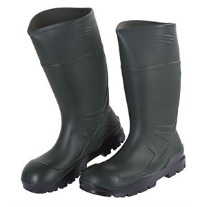KERON Safety Polyurethane Boot with Steel Toe