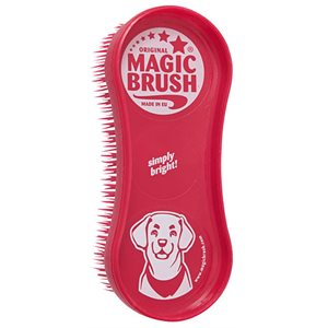 Brosse MagicBrush pour chien wildrose**