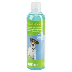 Kerbl Vitamin Shampoo Basic Care 250 ml