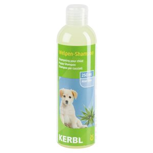 Shampoing Kerbl pour chiots 250 ml**