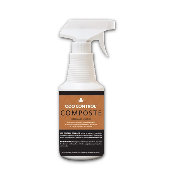 ODOCONTROL - COMPOST 473 ml **