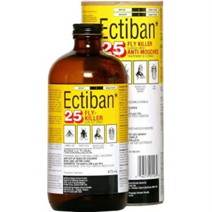 ECTIBAN 25 traitement de suface anti-mouches 473 ml