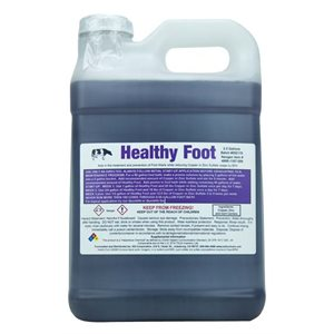Healthy Foot solution for footbath 2.5 gal