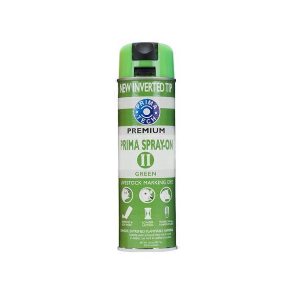 Prima® Spray-On II marker green 400 ml