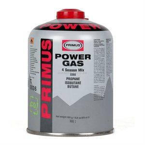 Gas cartridge propane / butane 975 ml