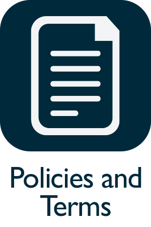 Policies and Terms